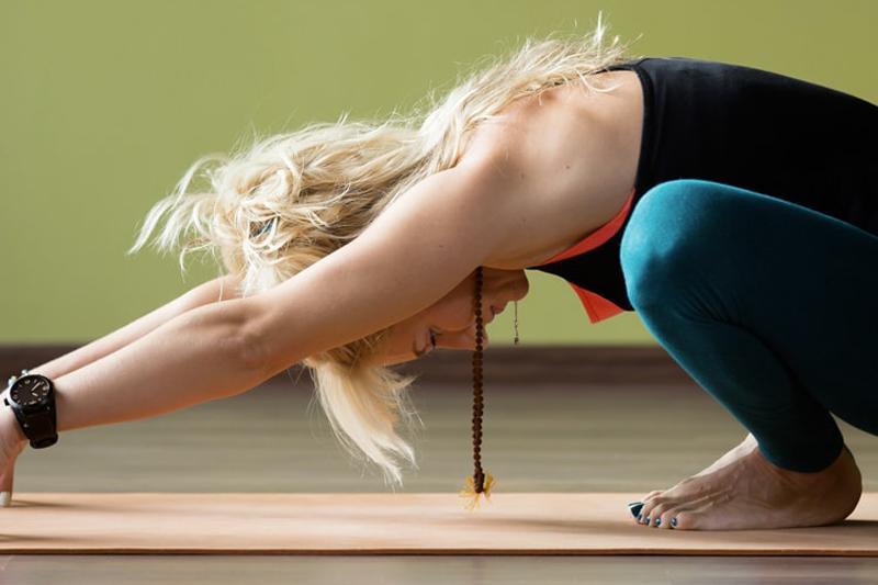 Yoga féminité